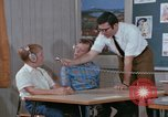 Image of Speech therapy for mentally disabled United States USA, 1970, second 32 stock footage video 65675033434