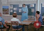 Image of Speech therapy for mentally disabled United States USA, 1970, second 36 stock footage video 65675033434