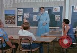 Image of Speech therapy for mentally disabled United States USA, 1970, second 37 stock footage video 65675033434