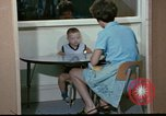 Image of Speech therapy for mentally disabled United States USA, 1970, second 41 stock footage video 65675033434
