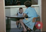 Image of Speech therapy for mentally disabled United States USA, 1970, second 42 stock footage video 65675033434