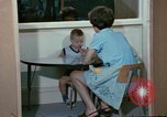 Image of Speech therapy for mentally disabled United States USA, 1970, second 43 stock footage video 65675033434