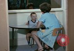 Image of Speech therapy for mentally disabled United States USA, 1970, second 44 stock footage video 65675033434