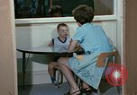 Image of Speech therapy for mentally disabled United States USA, 1970, second 45 stock footage video 65675033434
