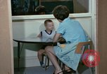 Image of Speech therapy for mentally disabled United States USA, 1970, second 47 stock footage video 65675033434