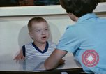 Image of Speech therapy for mentally disabled United States USA, 1970, second 51 stock footage video 65675033434
