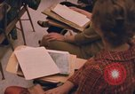 Image of Drug abuse education Los Angeles California USA, 1971, second 6 stock footage video 65675033446