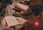 Image of Drug abuse education Los Angeles California USA, 1971, second 7 stock footage video 65675033446