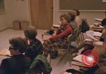 Image of Drug abuse education Los Angeles California USA, 1971, second 9 stock footage video 65675033446