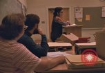 Image of Drug abuse education Los Angeles California USA, 1971, second 11 stock footage video 65675033446
