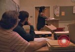 Image of Drug abuse education Los Angeles California USA, 1971, second 14 stock footage video 65675033446