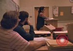 Image of Drug abuse education Los Angeles California USA, 1971, second 16 stock footage video 65675033446