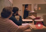 Image of Drug abuse education Los Angeles California USA, 1971, second 18 stock footage video 65675033446