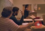 Image of Drug abuse education Los Angeles California USA, 1971, second 21 stock footage video 65675033446