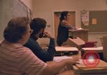 Image of Drug abuse education Los Angeles California USA, 1971, second 22 stock footage video 65675033446