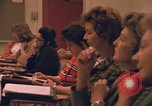 Image of Drug abuse education Los Angeles California USA, 1971, second 28 stock footage video 65675033446