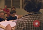 Image of Drug abuse education Los Angeles California USA, 1971, second 40 stock footage video 65675033446
