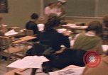 Image of children think of life goals Los Angeles California USA, 1971, second 49 stock footage video 65675033447