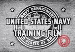 Image of Navy Training United States USA, 1942, second 3 stock footage video 65675033459