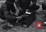 Image of Pigeon messengers Tunisia North Africa, 1943, second 38 stock footage video 65675033484