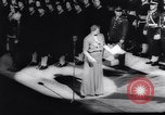 Image of Mrs A E Roosevelt New York City USA, 1943, second 14 stock footage video 65675033496