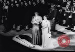 Image of Mrs A E Roosevelt New York City USA, 1943, second 19 stock footage video 65675033496