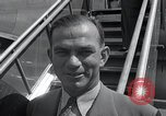Image of Alben Barkley Vice President United States USA, 1950, second 52 stock footage video 65675033515