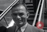 Image of Alben Barkley Vice President United States USA, 1950, second 55 stock footage video 65675033515