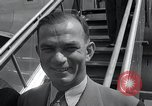 Image of Alben Barkley Vice President United States USA, 1950, second 57 stock footage video 65675033515