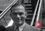 Image of Alben Barkley Vice President United States USA, 1950, second 58 stock footage video 65675033515