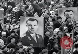 Image of Yuri Gagarin Moscow Russia Soviet Union, 1961, second 14 stock footage video 65675033522