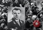 Image of Yuri Gagarin Moscow Russia Soviet Union, 1961, second 16 stock footage video 65675033522