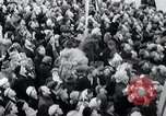 Image of Yuri Gagarin Moscow Russia Soviet Union, 1961, second 27 stock footage video 65675033522
