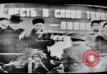 Image of Yuri Gagarin Moscow Russia Soviet Union, 1961, second 34 stock footage video 65675033522