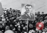 Image of Yuri Gagarin Moscow Russia Soviet Union, 1961, second 47 stock footage video 65675033522