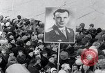 Image of Yuri Gagarin Moscow Russia Soviet Union, 1961, second 48 stock footage video 65675033522