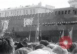 Image of Yuri Gagarin Moscow Russia Soviet Union, 1961, second 56 stock footage video 65675033522