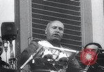 Image of Benito Mussolini Italy, 1945, second 43 stock footage video 65675033528