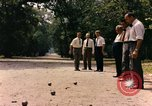 Image of NATO officials activities and discussions Paris France, 1961, second 45 stock footage video 65675034031