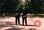 Image of NATO officials activities and discussions Paris France, 1961, second 61 stock footage video 65675034031