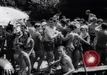 Image of teenagers party Germany, 1961, second 22 stock footage video 65675034191