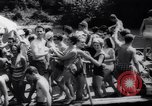 Image of teenagers party Germany, 1961, second 23 stock footage video 65675034191