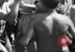 Image of teenagers party Germany, 1961, second 29 stock footage video 65675034191