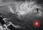 Image of teenagers party Germany, 1961, second 35 stock footage video 65675034191