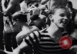 Image of teenagers party Germany, 1961, second 46 stock footage video 65675034191