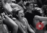 Image of teenagers party Germany, 1961, second 62 stock footage video 65675034191