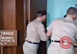 Image of Russian teletype machine Washington DC USA, 1963, second 1 stock footage video 65675034232