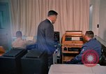 Image of Russian teletype machine Washington DC USA, 1963, second 27 stock footage video 65675034232