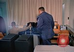 Image of Russian teletype machine Washington DC USA, 1963, second 36 stock footage video 65675034232