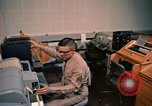 Image of Russian teletype machine Washington DC USA, 1963, second 43 stock footage video 65675034232